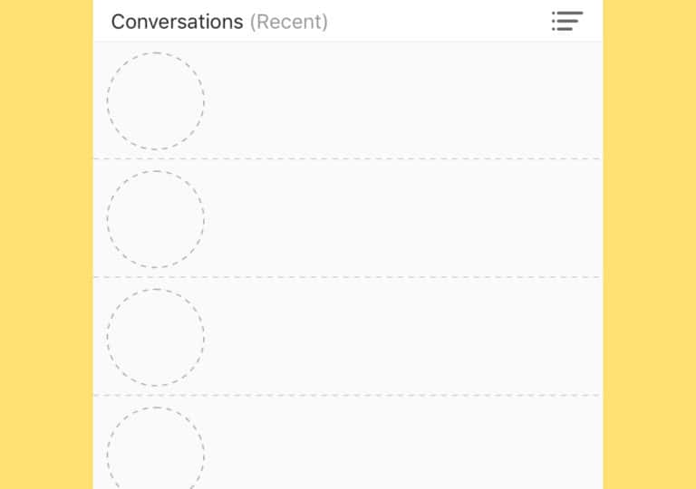 Bumble Conversation Disappeared