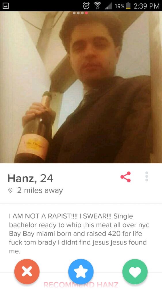 420 tinder profile