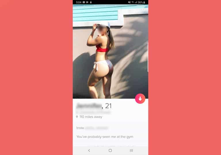 What Are You Looking For On Tinder