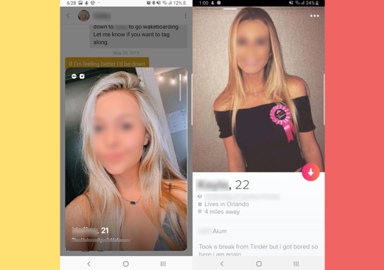 Bumble Vs Tinder