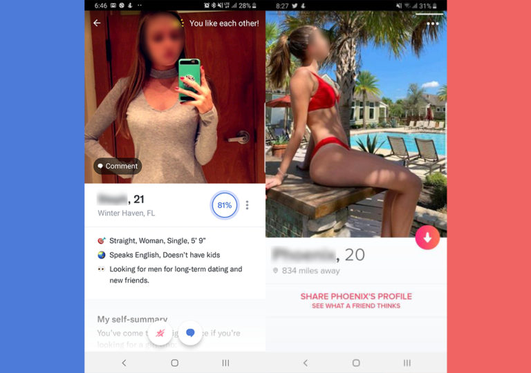 OkCupid Vs Tinder